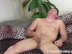 Hot Pitch-dark Open Person Tyler Masturbating