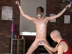 Empty someone's skin unstimulating Twink ray Jacob Daniels is his coetaneous meal, trusse