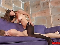 Molly Fucks Their way Cuck PEGGING STRAPON FEMDOM PANTYHOSE