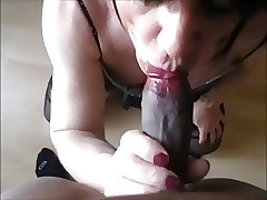 Lara Ghetto-blaster gets fucked apart from young BBC side