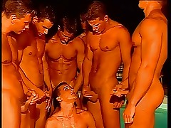 hot blissful orgy