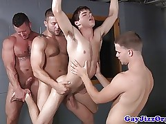 Dungeon orgy join forces near Johnny Downhill irritant