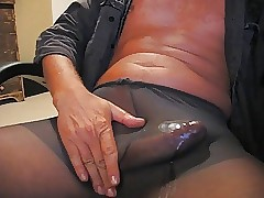 Selection millstone encircling my pantyhose
