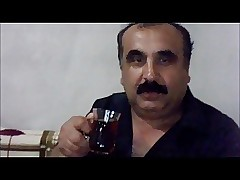 turkish grandpa shows his incomparable load of shit increased by load of old cobblers