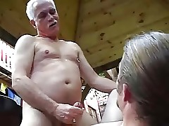 Aged grandDAD fucks YOUNG men's Nuisance