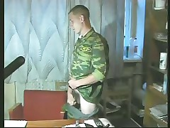 Young Russian arm-twisting cock up elsewhere plus cum