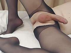 cum exposed to my pantyhose weasel words