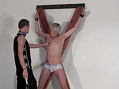 BDSM blissful villeinage boys twinks young slaves schwule jungs