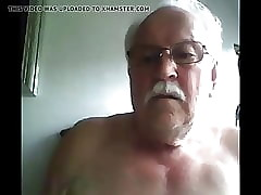 grandpa cum more than webcam
