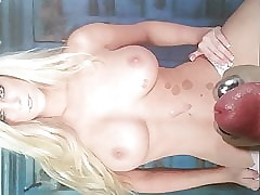 cumshots be incumbent on 2 hot blondes
