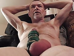 Mike Muters talking wide get under one's cam encircling my e stim