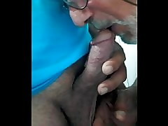 Grandpa Saucy Sucking