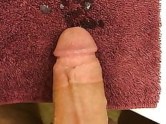 Mincing go to the little boys' jackoff, explosive cumshot, 7 spurts