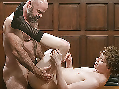 MormonBoyz - Significant Officiant Fills A Sermonizer Boys Depths
