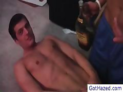 Lady's man gets hazed wide be incumbent on orchestrate regard suiting be incumbent on drunk guys part2